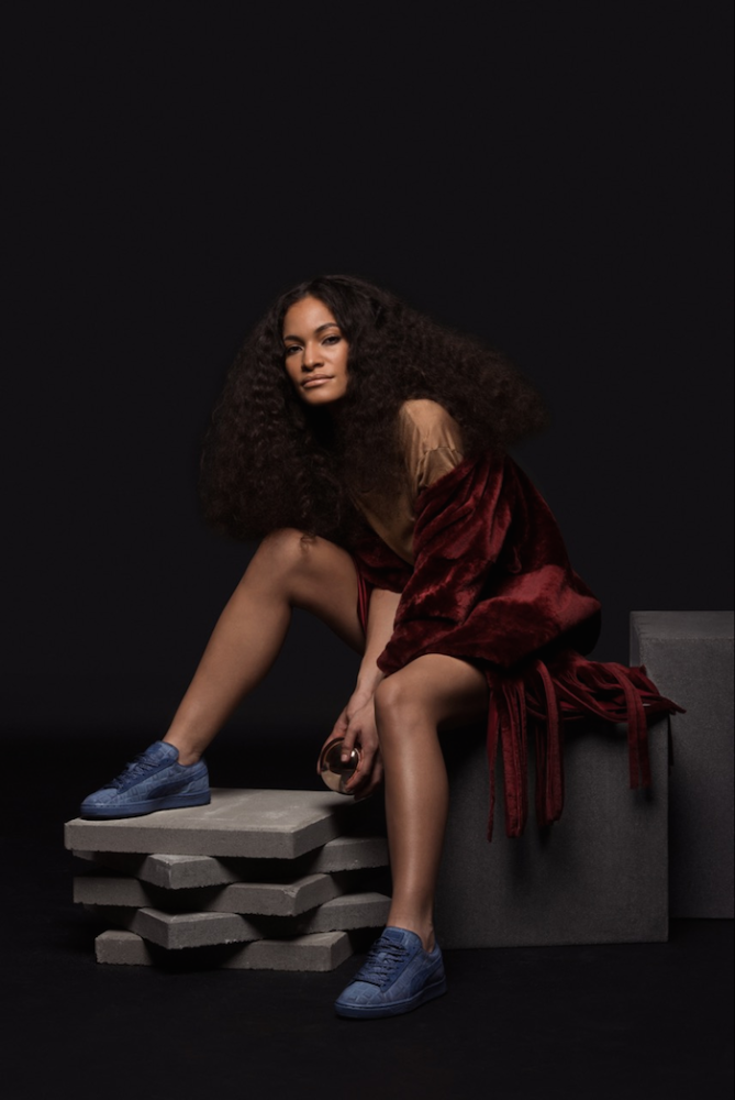 Solange-x-Pumas-Word-to-the-Woman-Fall-2015-Collection-Navy-on-Model-Isadora-669x1000