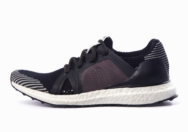 The Ultra Boost by Stella McCartney will be available exclusively in London in honor of the London Marathon on April 25th. It will be available globally on May 8th and will retail for $295 USD.