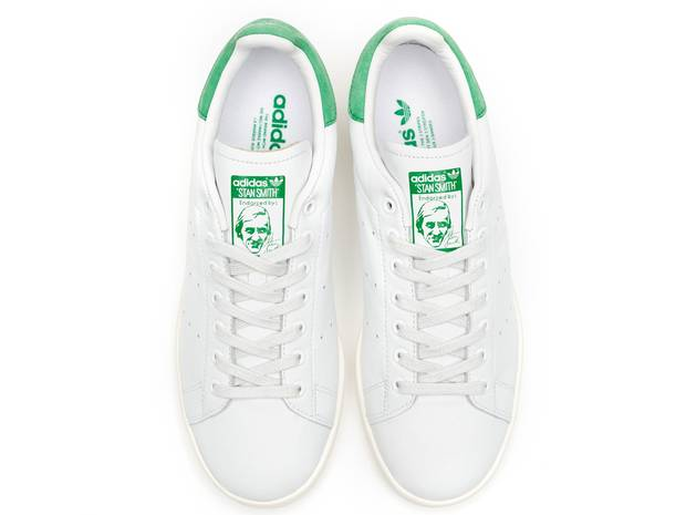 Adidas Originals Stan Smith in Cool Running White, $65.00, available at  Adidas