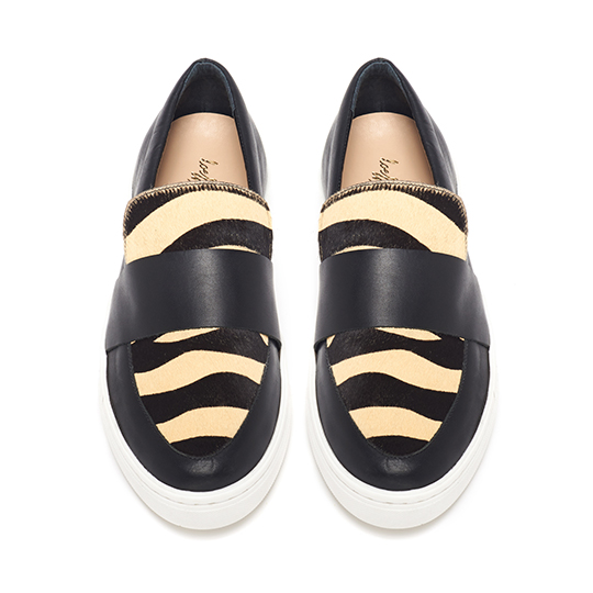 Irini Slip-On Sneaker, $275, available at  Loeffler Randall