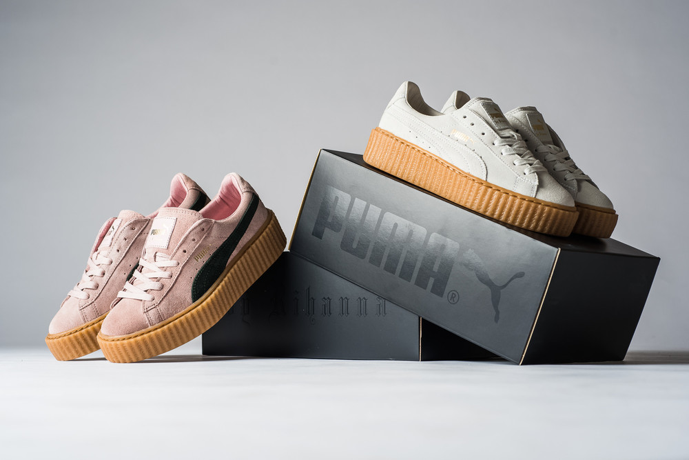 55ed783268 FENTY Puma Creeper  Oatmeal  -  120 Purchase Here