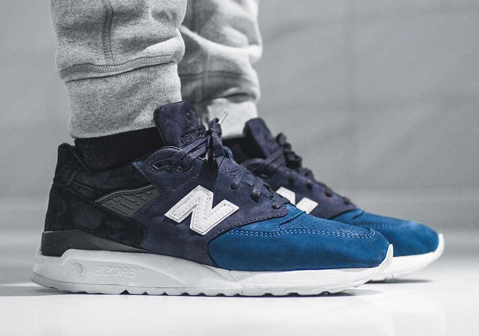 "RONNIE FIEG X NEW BALANCE 998 ""CITY NEVER SLEEPS"" Release Date: November 27th, 2015"