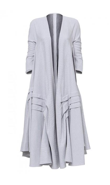 Mativevski Astonishment Overcoat; $3,120 -  Buy Now
