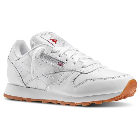 Reebok Classic Leather - White; $64.99 -  Buy Now