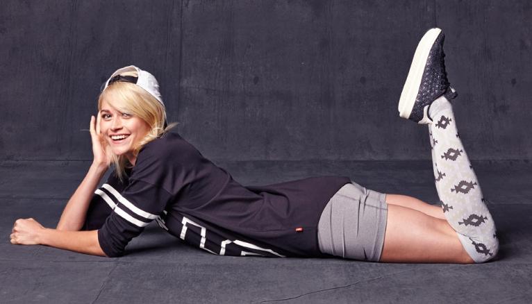 "Nike Dri-FIT AW84 Cap - Women's  Price: $19.99;   Nike 3/4 Length Graphic 95 Top  - Women's Price: $54.99   Nike Pro 3"" Compression Shorts  - Women's Price: $20.99   adidas Originals Stan Smith Black/Black/Chalk  - Women's Price: $64.99"