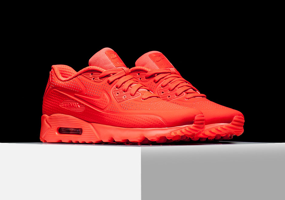 nike air max 90 ultra moire rood