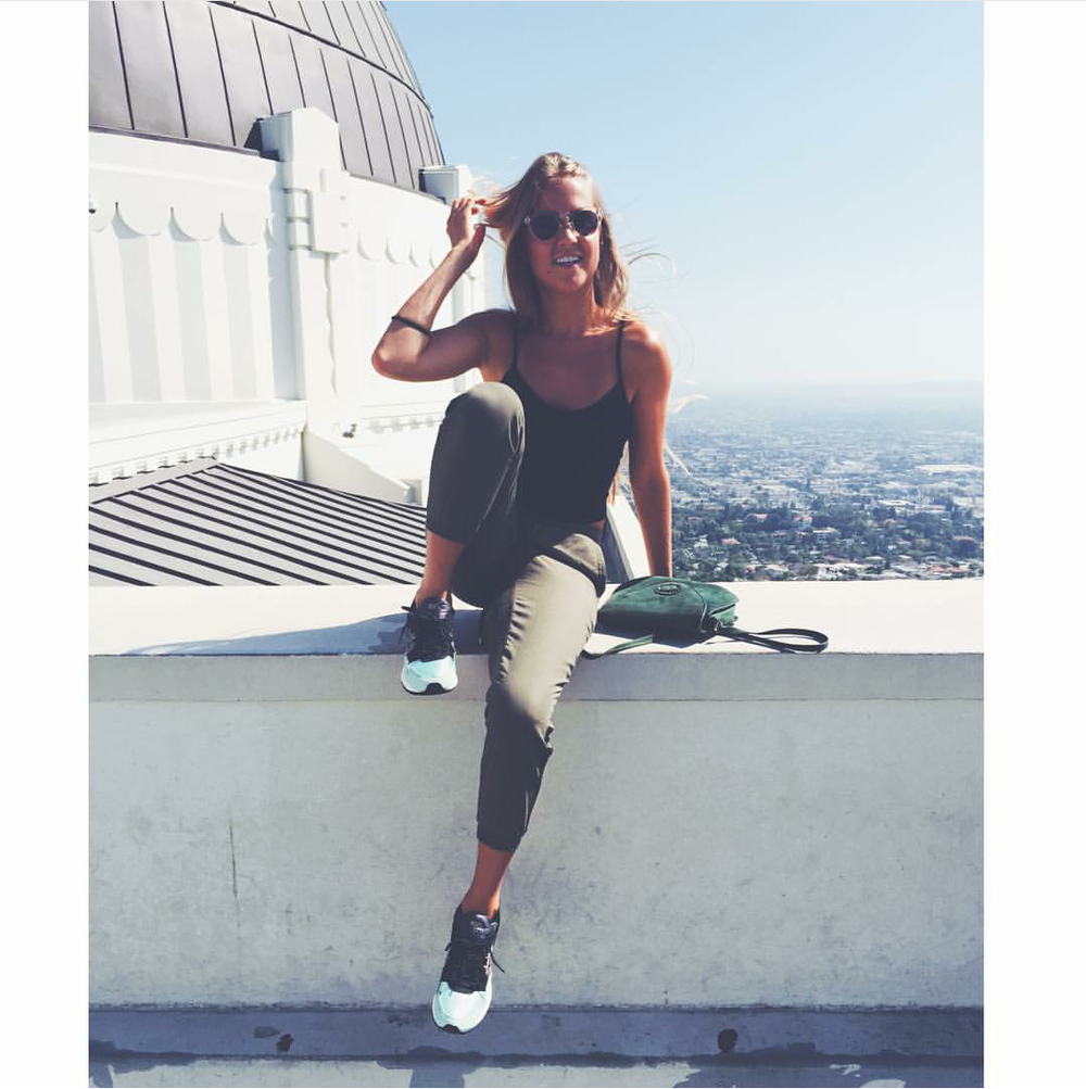 #ChicksNKicks Chick Of The Day:  @sophiewinckel  in Naked CPH x Asics Gel Lyte V 'Hafnia'