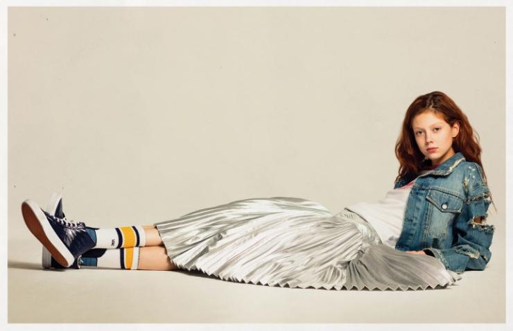 International model, Natalie Westling