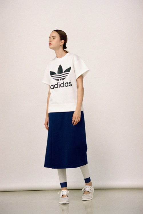 Images: adidas/ FashionSnap