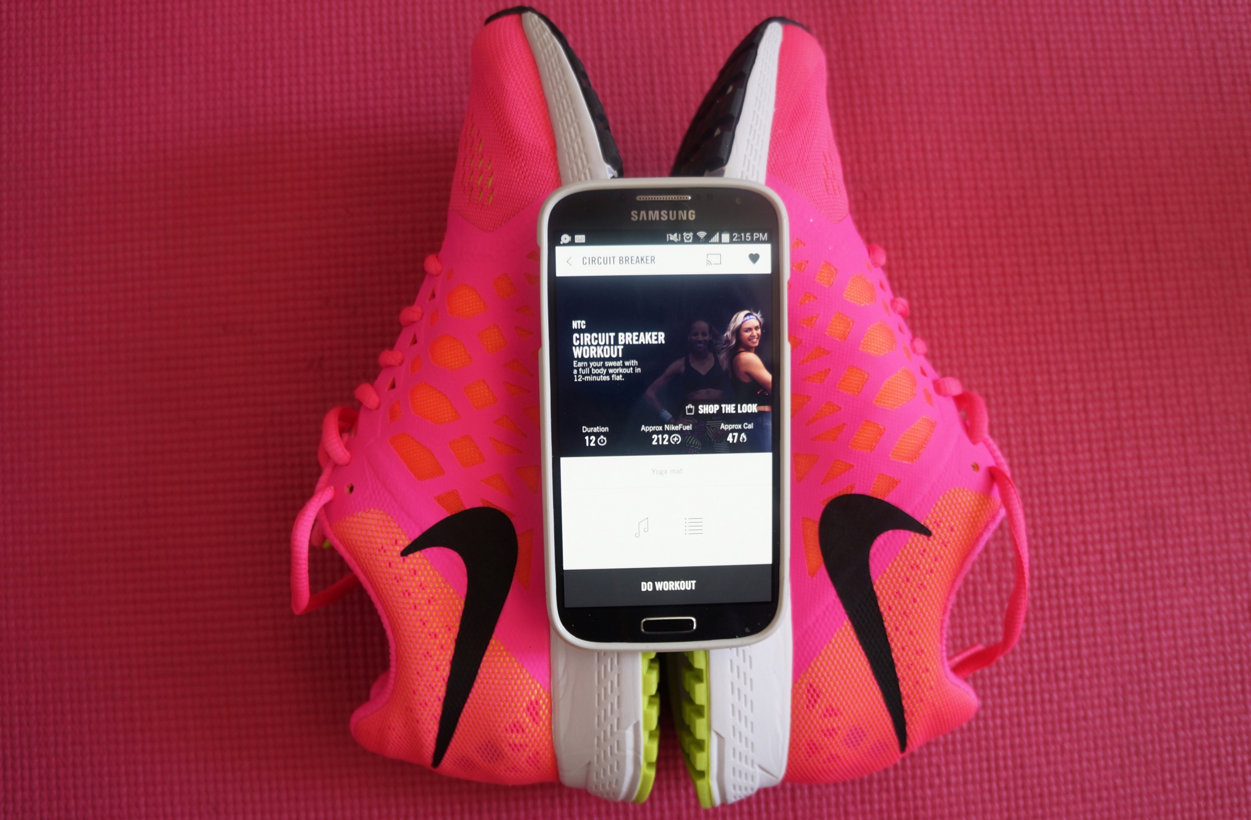 c46c54f2942 Week 1 of Nike Women s Margot vs. Lily Challenge Was a 12-Minute Surprise