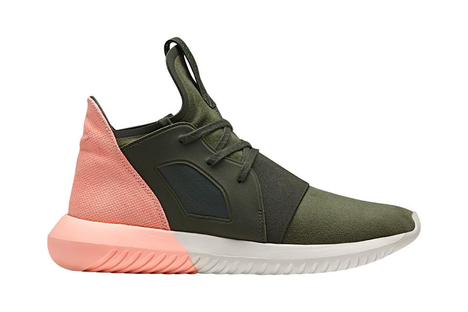 adidas colorblock tubulare defiant scarpa