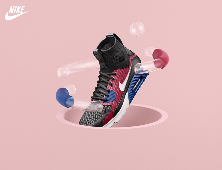 Nike Air Max 90 Ultra Superfly T - $240 USD