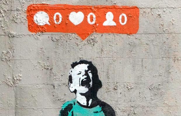 Image: Huff Post via Vancouver street artist, iHeart.