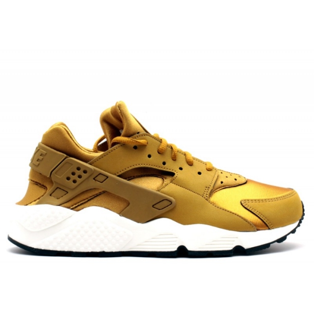 Diana's Pick:  Nike Air Huarache Run - $  250  (above: Bronzine)