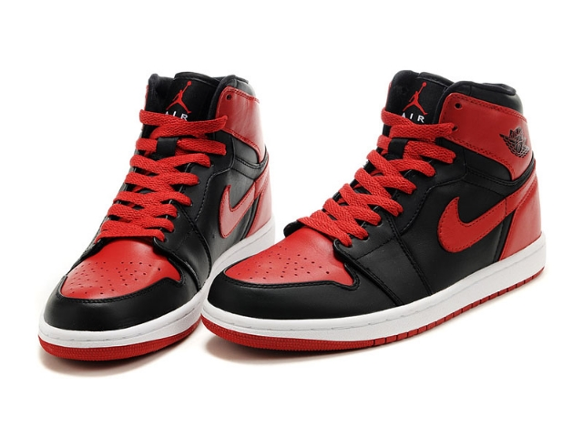 Diana's Pick:  Air Jordan 1 Retro High GS 'Bred' - $375