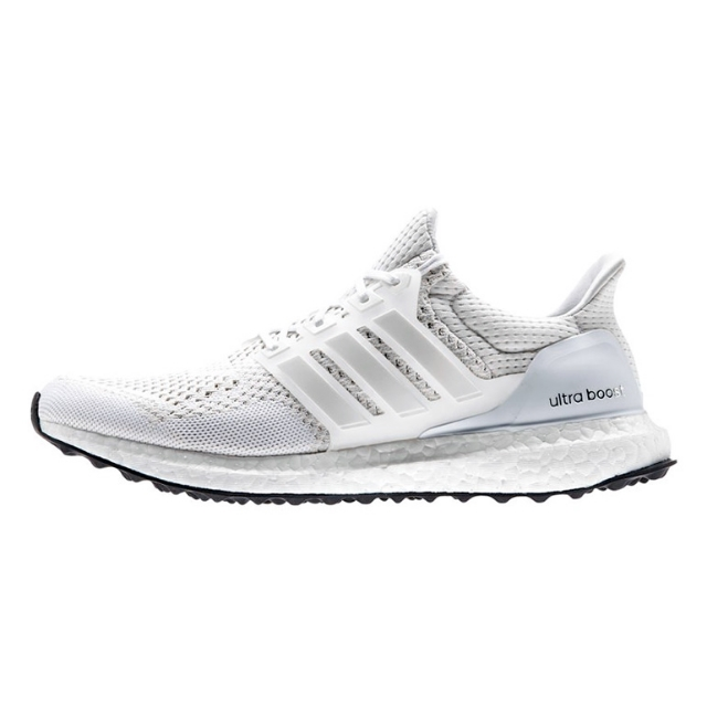 Diana's Pick:  adidas Ultra Boost  (Triple White - shown)