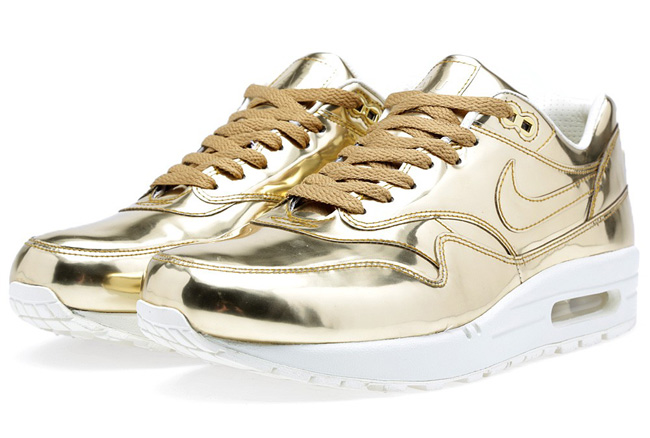 Keyonna's Pick: Air Max 1 (Liquid Gold)