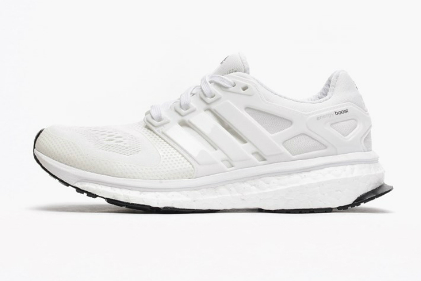 Nicky's Pick: Adidas Ultra Boost (Triple White)