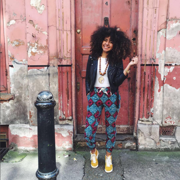 #ChicksNKicks Chick Of The Day: @frogirlginny x Nike Blazer Mid PRM QS 'Tour Yellow'