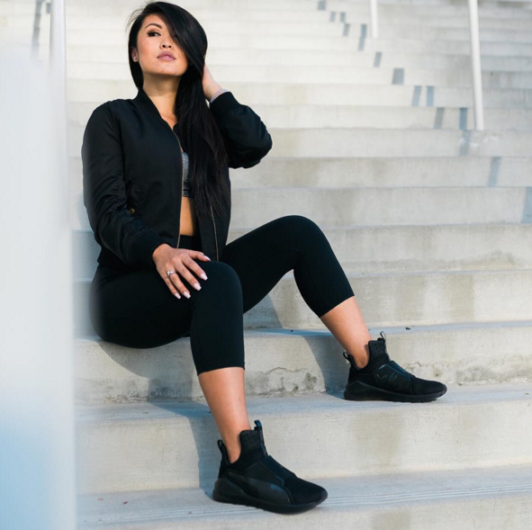 #ChicksNKicks Chick Of The Day: @anniephung x Puma Fierce