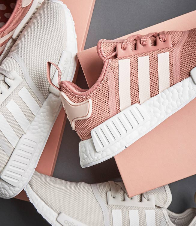 0daddd86c9dd4 ... grey shock pink 2d6bf 2ae66  reduced adidas just gave us the nmd r1 in  one hell of a color bf71b 02079