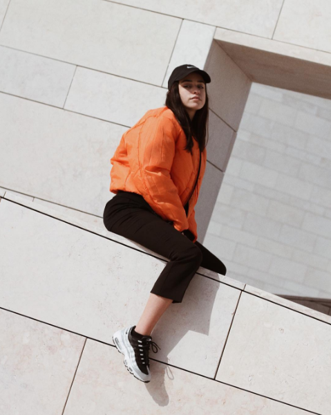 #ChicksNKicks Chick Of The Day:  @margarida_mateus  x Nike WMNS Air Max 95 '20th Anniversary' Photo:  @frvnli