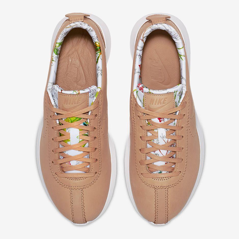 Nike Roshe Cortez NM Liberty: $130 USD Vachetta Tan/Volt/White/Vachetta Tan 843847-200