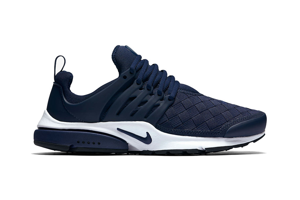 online retailer f20d3 5b44f This Nike Air Presto Is Woven To Perfection