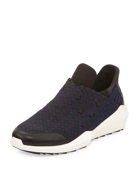 Something you can wear to work? WIN.    Ash Quartz Woven Laceless Sneaker,  $225  $80, available at  Neiman Marcus .