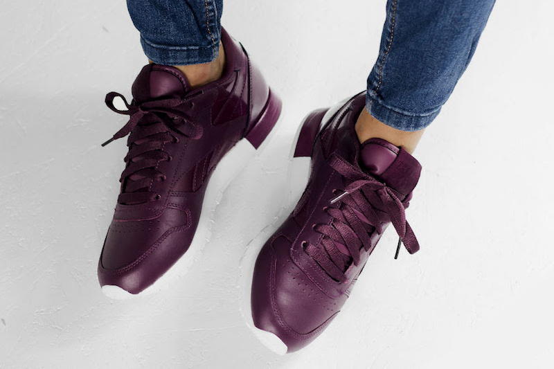 244602e6231 This Reebok Classic Leather Colorway Is a Hair-Flip For Your Feet ...