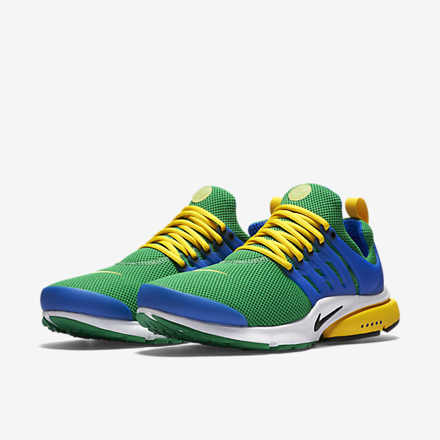 57516bd44932aa This Brazil-Themed Nike Air Presto Is Lit — CNK DailyChicksNKicks