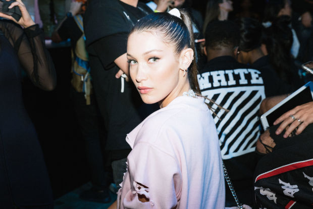 Bella Hadid at KITHLand Fashion Show, NYC - Photo: Kith
