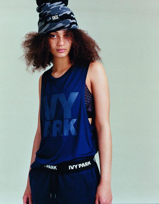 Images: IvyPark/Topshop