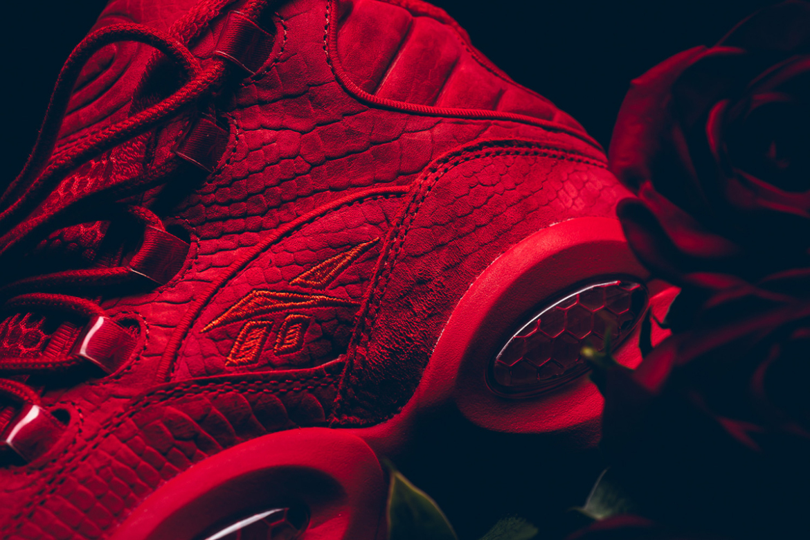 21bda303b47b76 Event  Teyana Taylor Shows Off New Reebok Question In Chicago — CNK ...