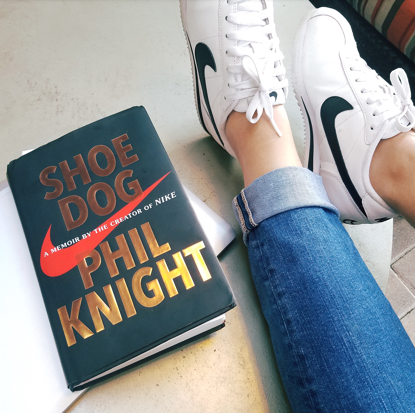 buy popular 5c923 00940 5 Life (and Boss) Lessons From Nike Founder Phil Knight
