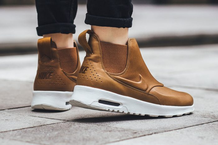 info for bcff6 17251 Nike Women Goes Left With New Air Max Thea Mid
