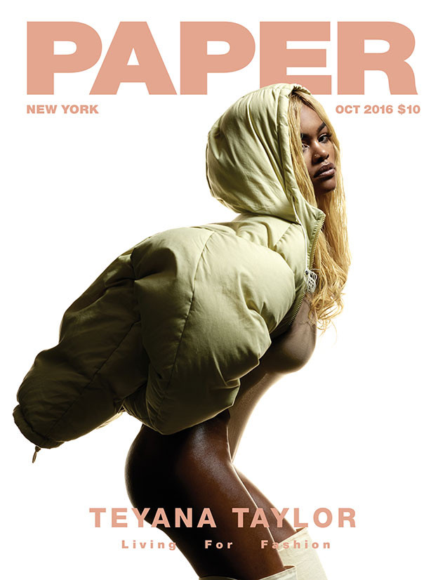 Images: Paper Magazine