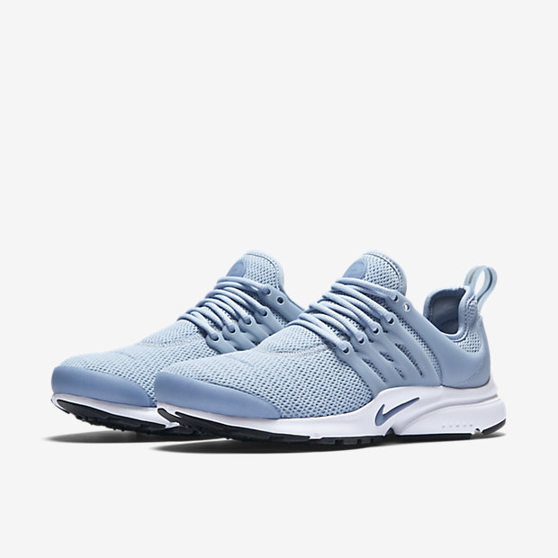 new style bb291 8e41d free shipping cop or can nike air presto in blue grey 33cac 2ee38