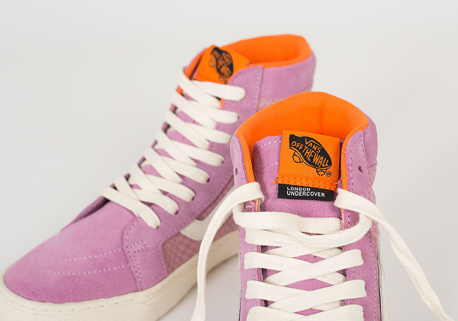 3d38a9b035 London Undercover x Vans Make Umbrellas For Your Feet With The SK8-Hi MTE