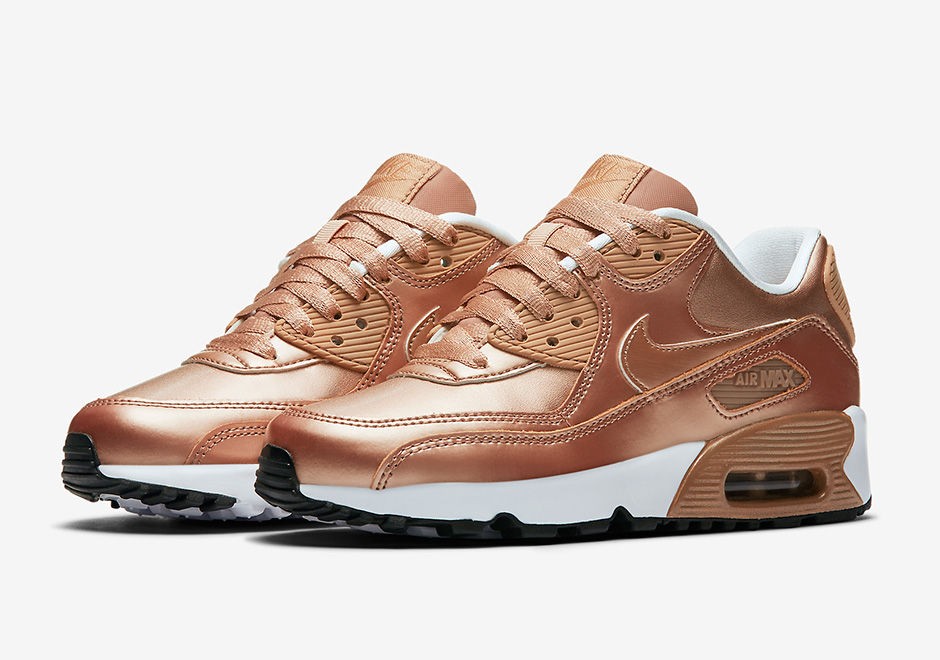 Nike Brings More Shine With Air Max 90 GS