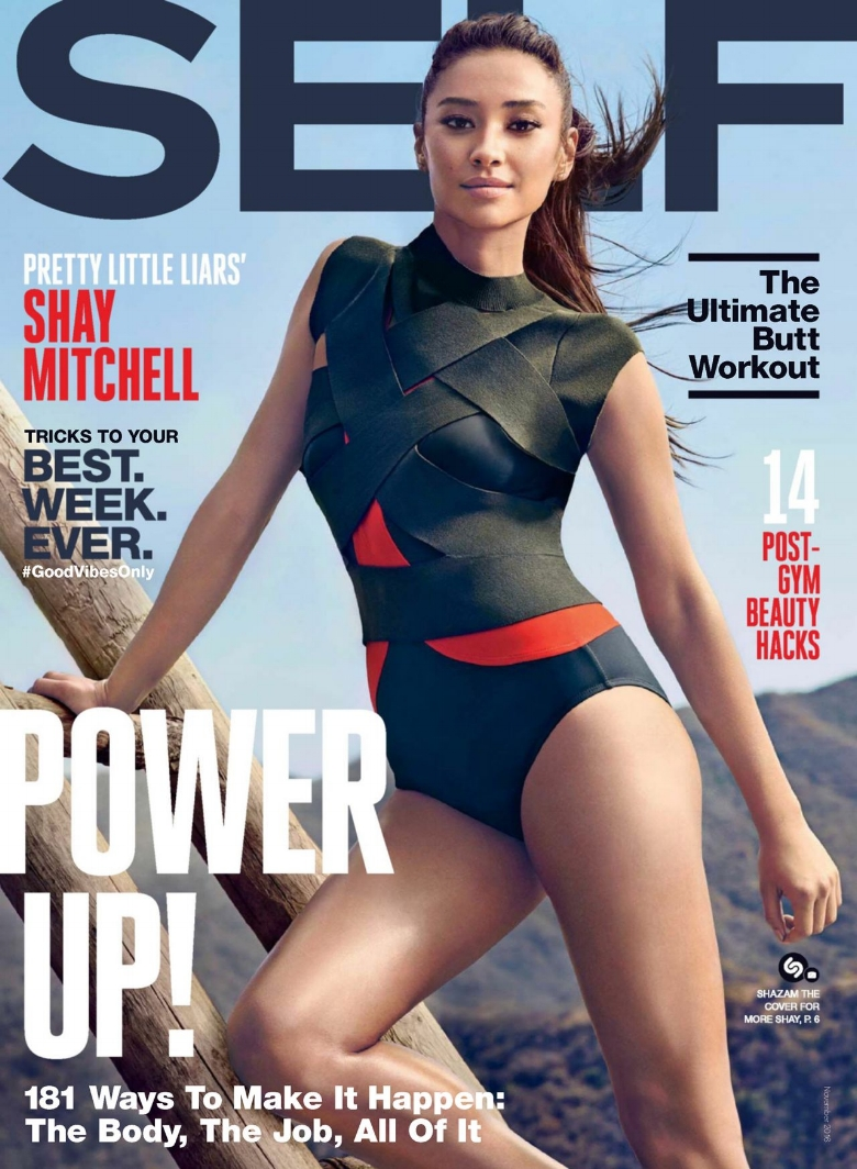 Images: SELF Magazine