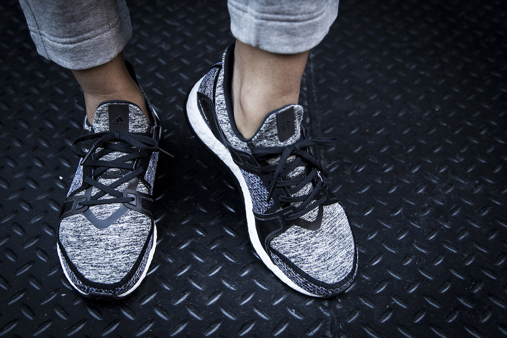 8878a0d6a522 All Eyes On The Adidas x Reigning Champ PureBOOST X Trainer — CNK ...