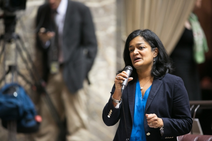Pramila Jayapal; Photo: Getty