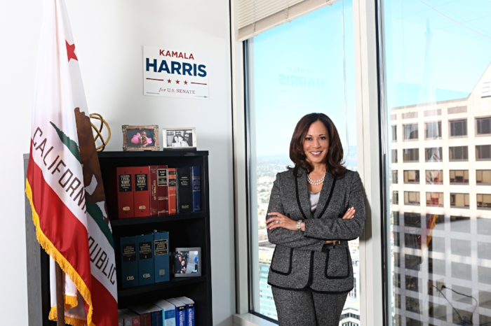 Kamala Harris; Image: Essence