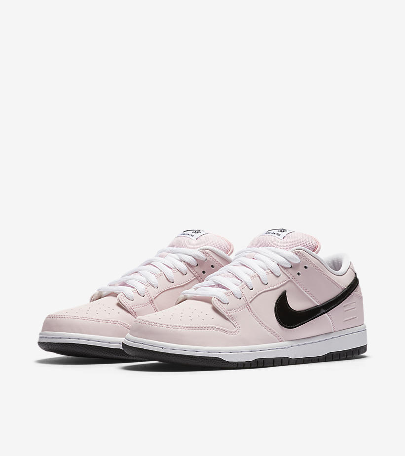 huge selection of e6d12 b2ef7 These Nike Dunk Low SB Elite Pink Box Are Pretty Sweet