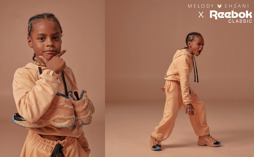 Melody Ehsani Taps Allen Iverson s Wife and Daughters For New Reebok ... 7beb2354c231