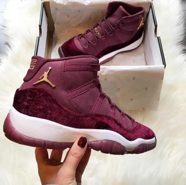 70c2e01b95ba4e  CoporCan  Air Jordan 11 GS Heiress — CNK DailyChicksNKicks