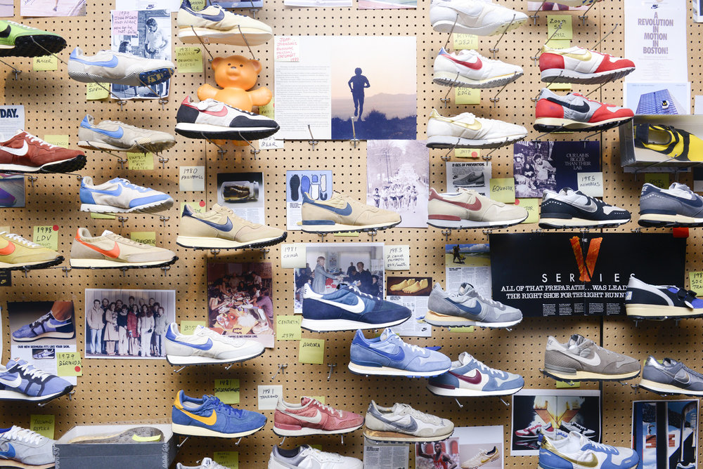 5f2f2480709f We Played In Nike s Blue Ribbon Design Studio — CNK DailyChicksNKicks