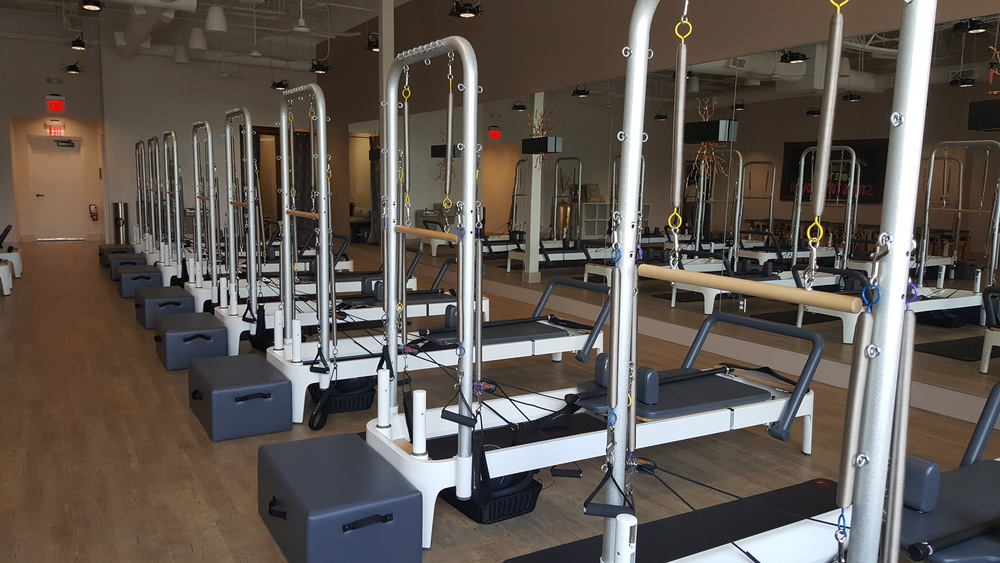 Body Bar Fitness - Southlake. Image: FitXBrit