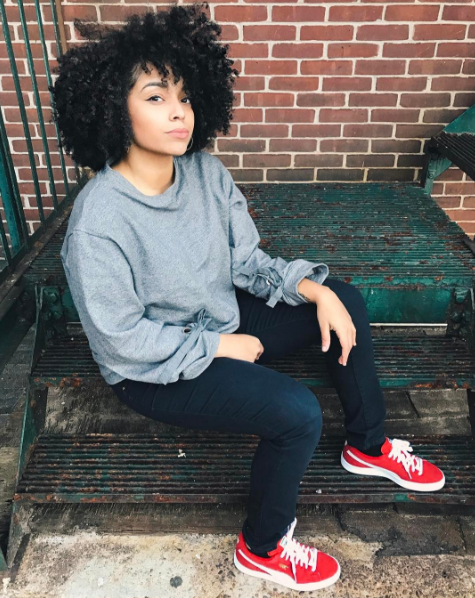 COTD: @actually_ashly x Puma Suede Classic